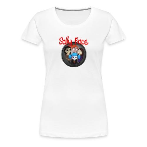 Sally Face merch - Women's Premium T-Shirt