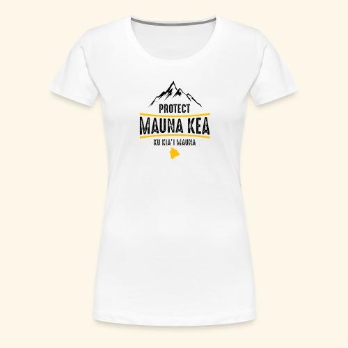 Mauna Kea - Women's Premium T-Shirt