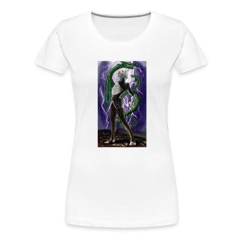 Fenirs Rage - Women's Premium T-Shirt