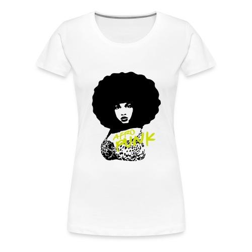 afropunk - Women's Premium T-Shirt