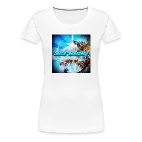 Skrausy - Women's Premium T-Shirt