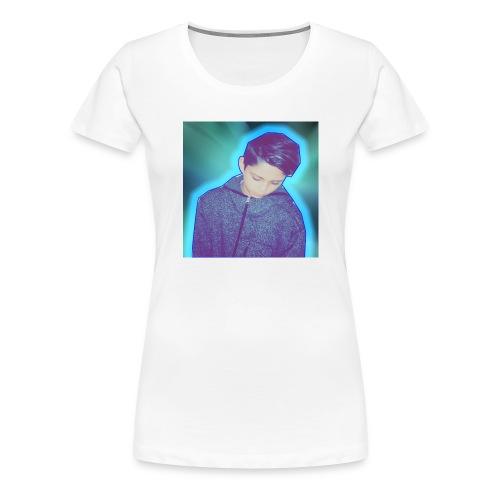 NOAHANDIOS BLACK T SHIRT - Women's Premium T-Shirt