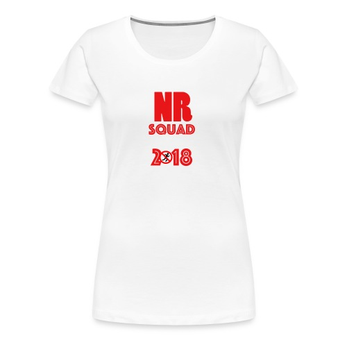 NRSquad - Women's Premium T-Shirt