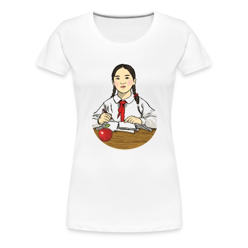 Early Learning - Women's Premium T-Shirt