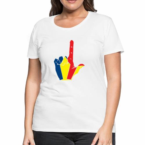 For The People - Women's Premium T-Shirt