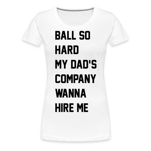 ni__asinparis - Women's Premium T-Shirt