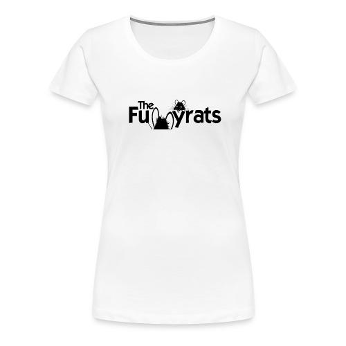 TheFunnyrats - Women's Premium T-Shirt