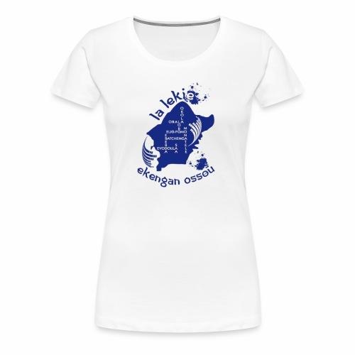 Lekie 14 - Women's Premium T-Shirt