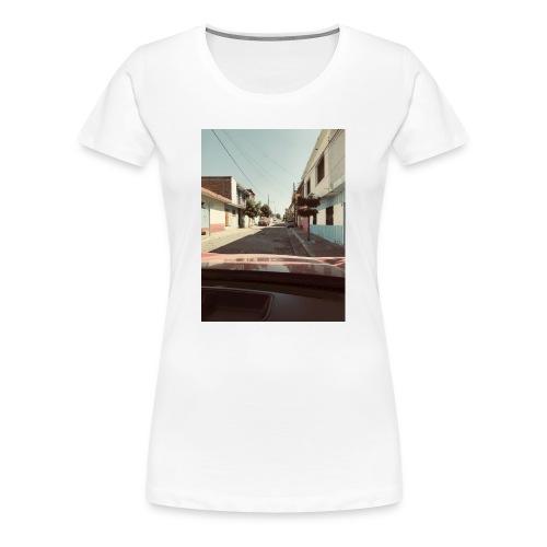 4C38F372 68BC 4691 83F4 F4D0686FDD20 - Women's Premium T-Shirt