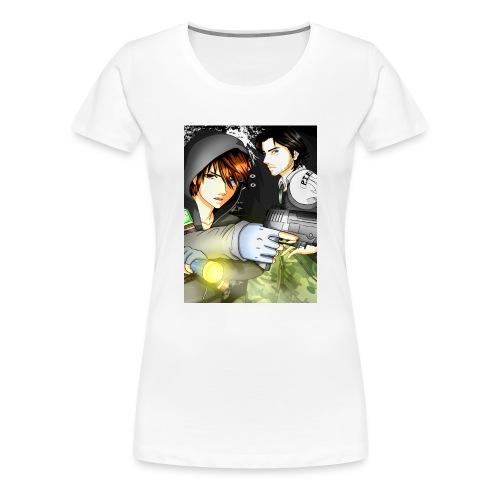 P I E Poster - Women's Premium T-Shirt