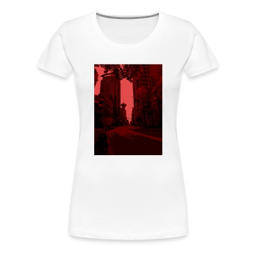 Bloody Vancouver - Women's Premium T-Shirt