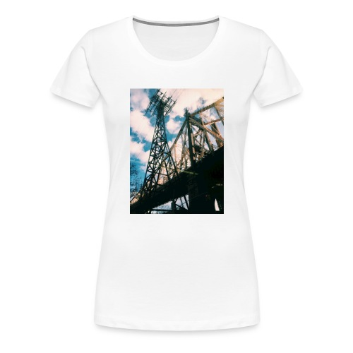 Ed Koch bridge - Women's Premium T-Shirt