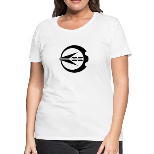 975th Black Havoc Legion - White - Women's Premium T-Shirt