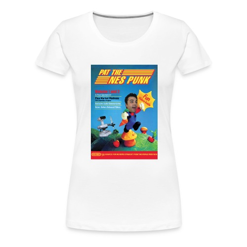 Front cover only large jpg - Women's Premium T-Shirt