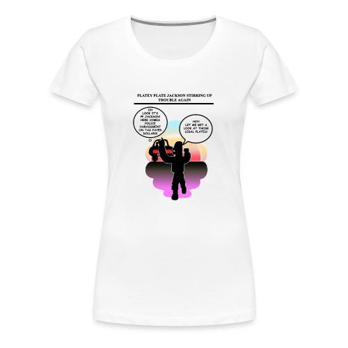 PPJACKSON - Women's Premium T-Shirt