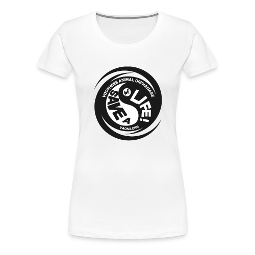 Save A Life png - Women's Premium T-Shirt
