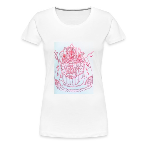 Stranger - Women's Premium T-Shirt