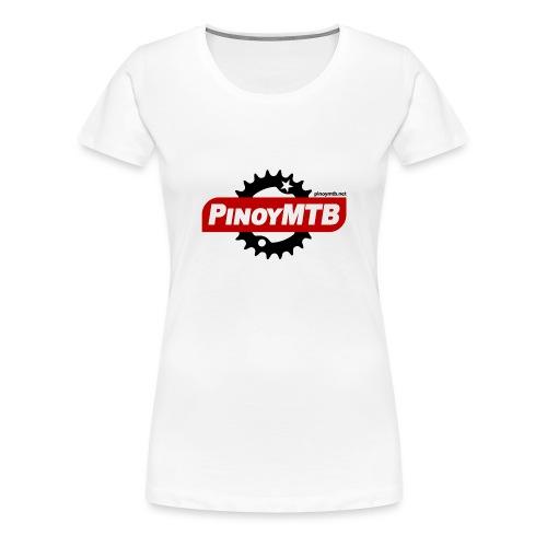 Pinoy MTB - PinoyMTB - Women's Premium T-Shirt