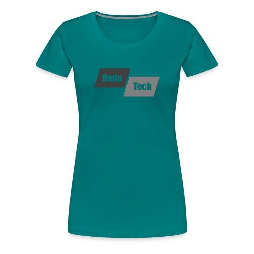 DodaTech Logo - Women's Premium T-Shirt