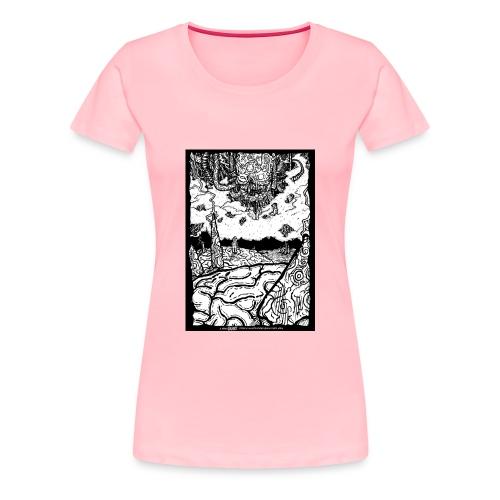 Calamity Ganon - Women's Premium T-Shirt