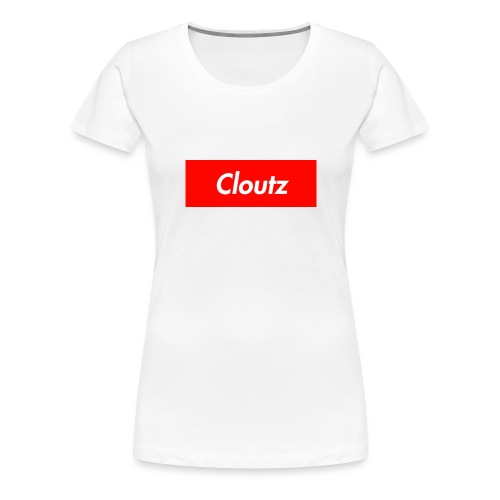 The Cloutz Supreme Collection - Women's Premium T-Shirt