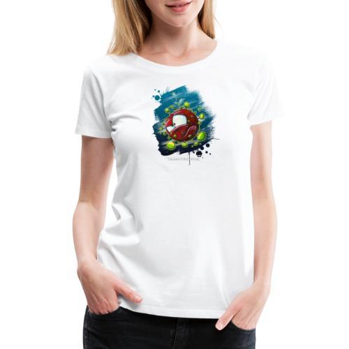 Covid - Women's Premium T-Shirt