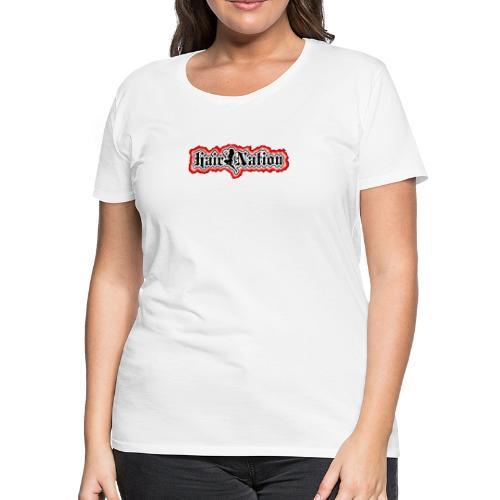 Hair Nation 2 - Women's Premium T-Shirt
