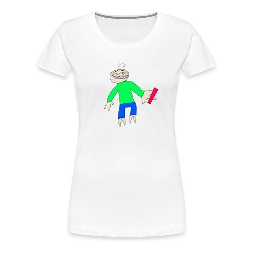 BALDIS BASICS - Women's Premium T-Shirt