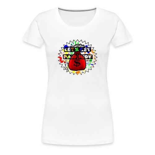 Letx Get Paid Judy Clothing - Women's Premium T-Shirt