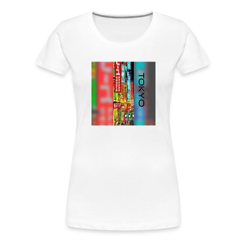 Tokyo - Women's Premium T-Shirt