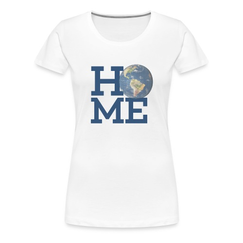 Save the planet - Women's Premium T-Shirt