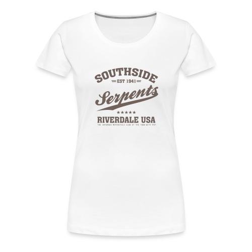 SOUTHSIDE SERPANTS - Women's Premium T-Shirt