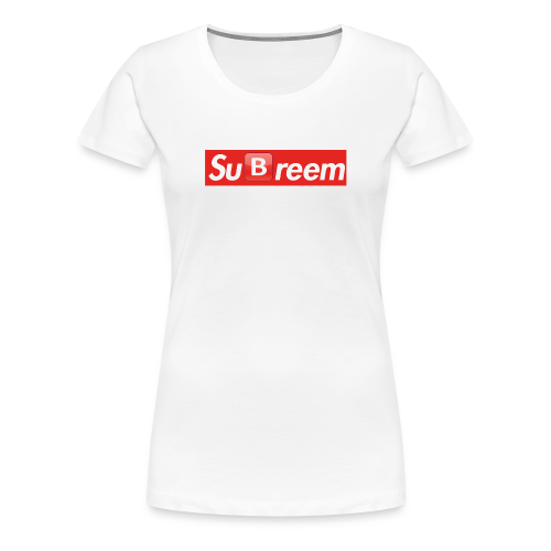 ecks dee - Women's Premium T-Shirt