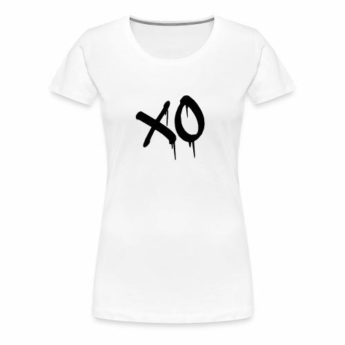 X O Design - Women's Premium T-Shirt