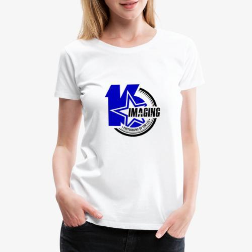 16IMAGING Badge Color - Women's Premium T-Shirt