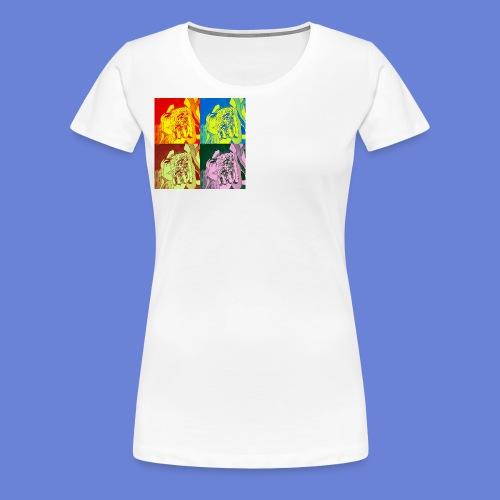 The Faker - Women's Premium T-Shirt