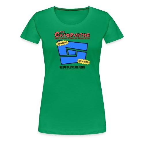 John Vinkemulder png - Women's Premium T-Shirt