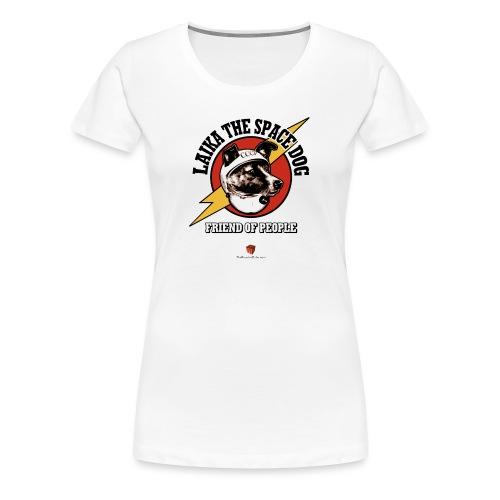 Laika 2019 - no tinhats - Women's Premium T-Shirt