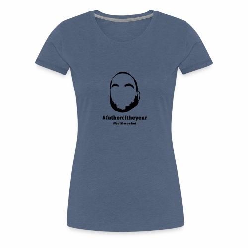bottlerocket transp - Women's Premium T-Shirt