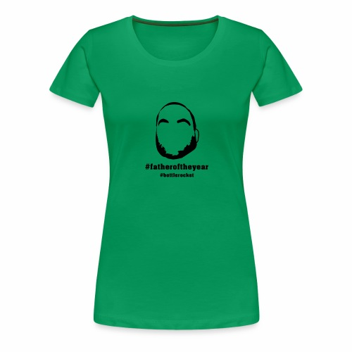 bottlerocket transp - Women's Premium T-Shirt