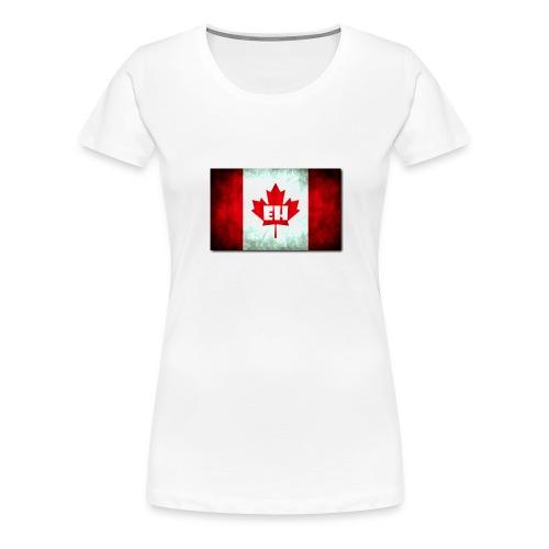 Canada EH By Jamal J. Brands - Women's Premium T-Shirt