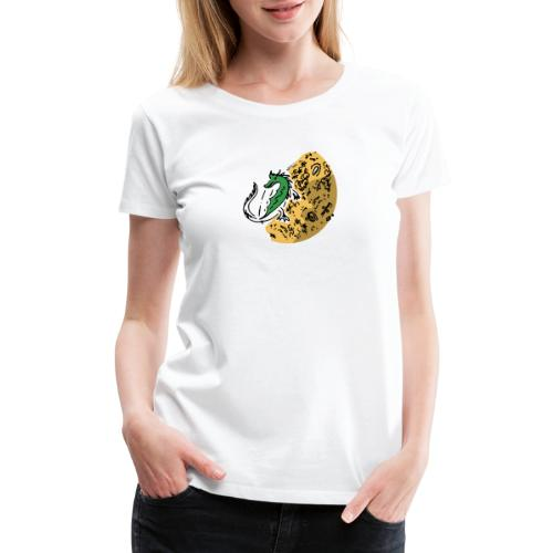 Dragon Gold Keeper - Women's Premium T-Shirt
