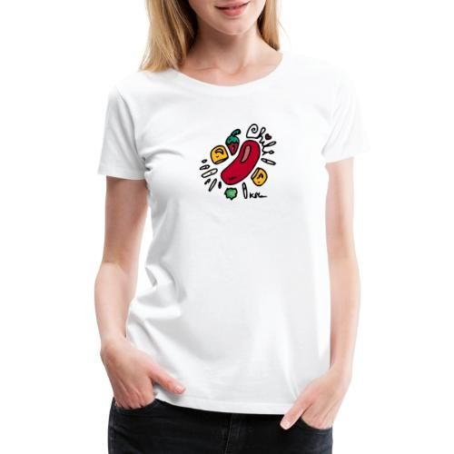 Chili - Women's Premium T-Shirt