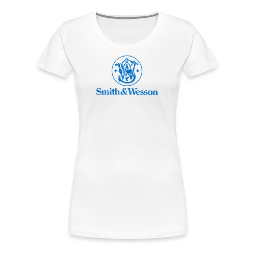 Smith & Wesson (S&W) - Women's Premium T-Shirt