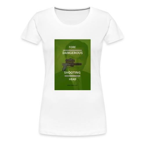 Myself Gun Kitchen Father Death's Graphic Novel - Women's Premium T-Shirt