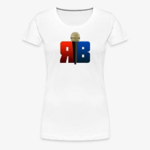 RubikBBX Logo - Women's Premium T-Shirt