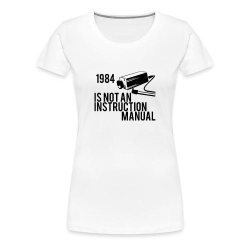 1984 - Women's Premium T-Shirt