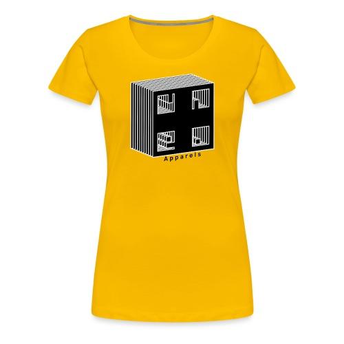 EUNO Apperals - Women's Premium T-Shirt