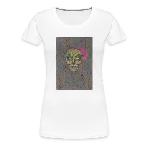 Dia De Muertos - Women's Premium T-Shirt