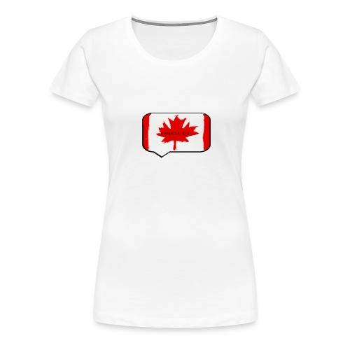 Canada, Eh! - Women's Premium T-Shirt